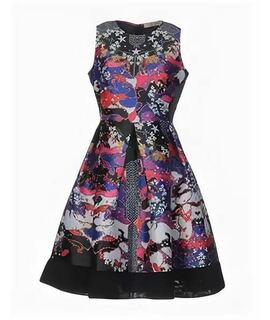 Коктейльное платье PICCIONE.PICCIONE