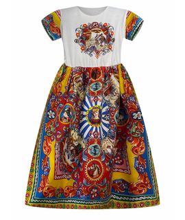Детское платье DOLCE&GABBANA