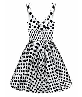 Платье миди DOLCE&GABBANA