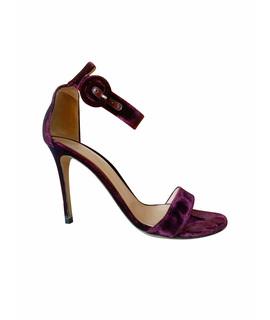 Босоножки на высоком каблуке GIANVITO ROSSI